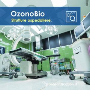Igienizzazioni strutture sanitarie e ospedali