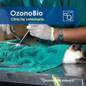 Sanificazione igienizzazione cliniche veterinarie
