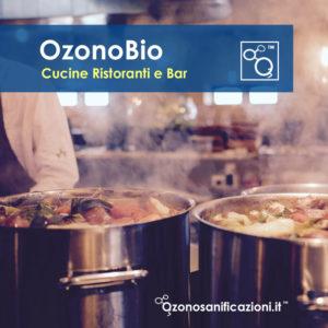 Sanificazione e igienizzazione cucine e ristoranti