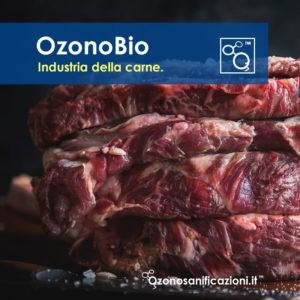 Sanificazioni aziende industria della carne