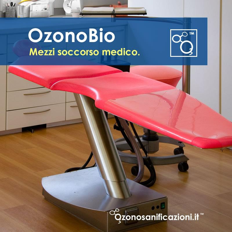 Igienizzazioni e disinfezioni ambulanze