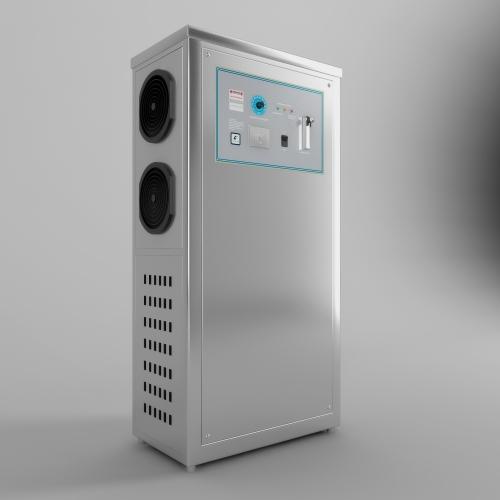 Generatore di ozono doppio 20G