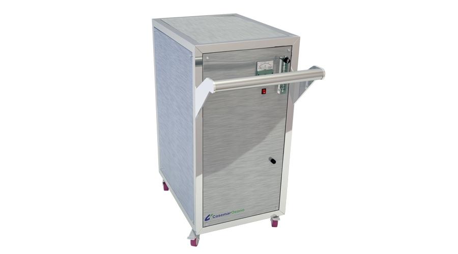 Generatore portatile di ozono doppio