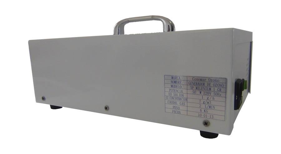 Generatore portatile Ozono