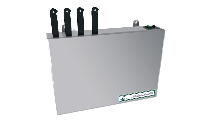 Sterilizzatori di coltelli con ozono per adosar