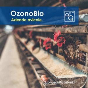 Disinfezioni e igienizzazioni aziende avicole