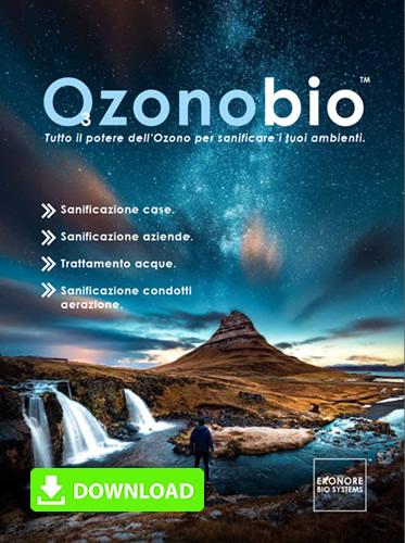 Magazine informatico sulle tecniche di sanificazione ad ozono