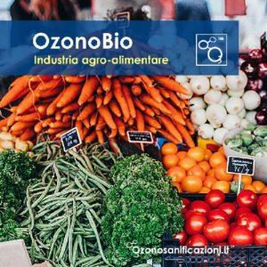 Igienizzazione sanificazione cibi e alimenti industria alimentare