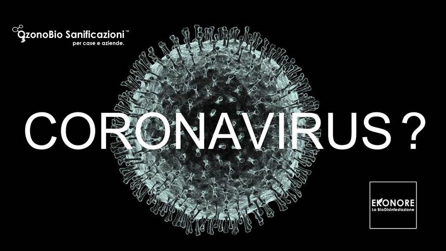 Come proteggersi da coronavirus