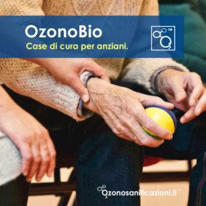 sanificazione disinfezione casa di cura anziani