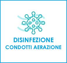 disinfezione condotti aerazione
