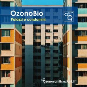 Disinfezione Sanificazione Concomini e palazzi da batteri e virus