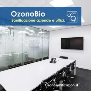sanificazione disinfezione ambienti e luoghi di lavoro di aziende e uffici