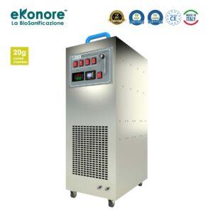 Macchina Ozono 20 grammi Professionale per la sanificazione di ambienti