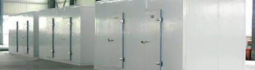Sanificazione celle frigorifere