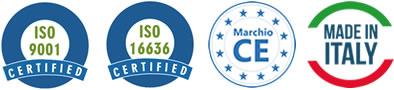 Generatori ozono certificati